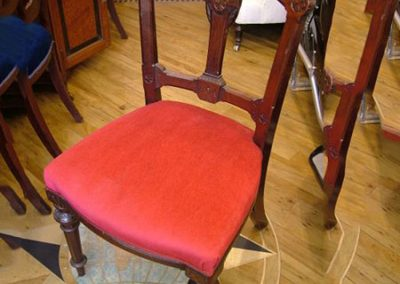 Gothic style chairs