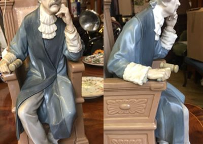 Large rare Lladro limited edition